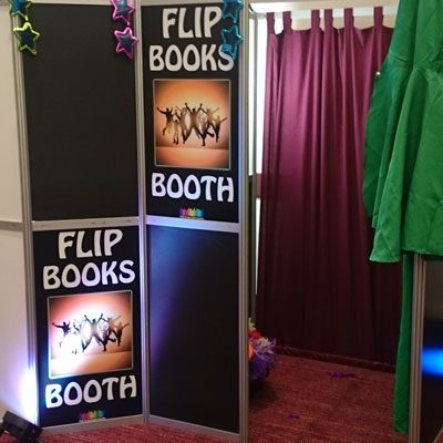 Flipbooks PhotoBooth
