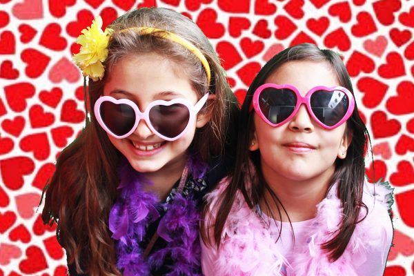 childrens photo booth hire