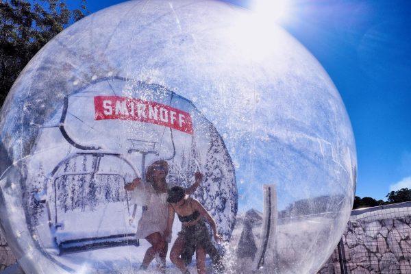 Custom Snow Globe