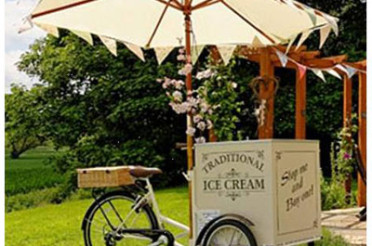 Hire Ice Cream Bike