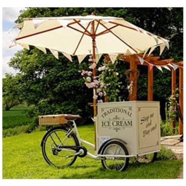 Rent Ice Cream Bike