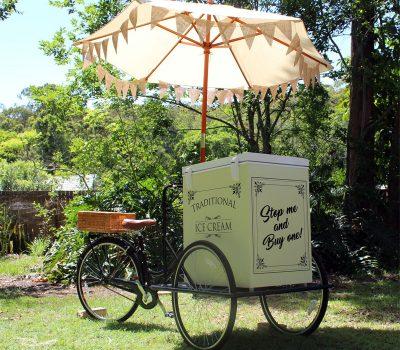 gelato bike hire