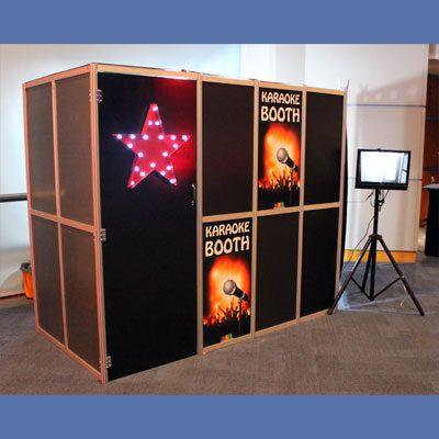 photo booth alternative wedding