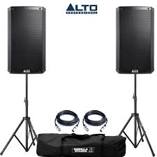 DJ Speaker hire