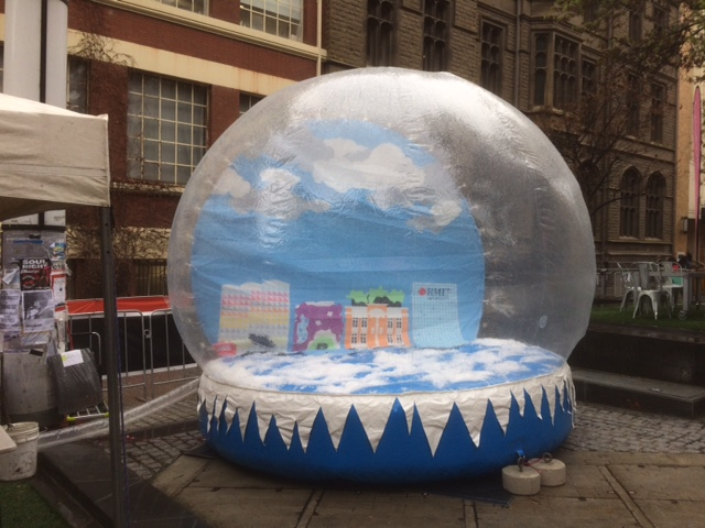 Melbourne Snow Globe Hire