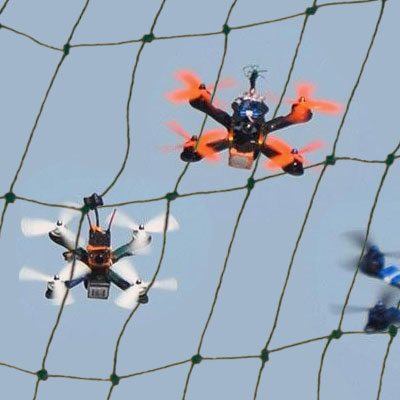 quadcopter aerial battle hire